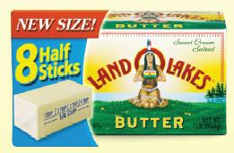 Free Samples of Land O Lakes Butter