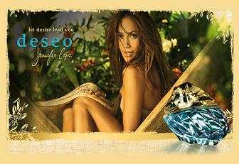 Free Samples of JLO Deseo Perfume