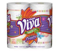 Free Samples of Viva Paper Towels
