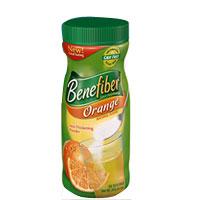 Free Samples of Benefiber Orange