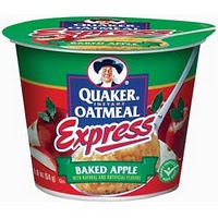 Free Quaker Oatmeal Single Serve Cups at Target