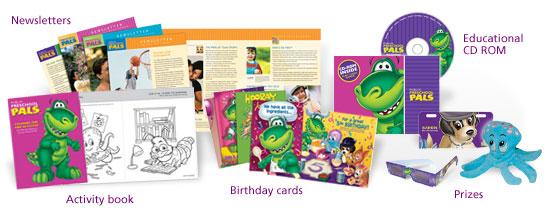 publix preschool pals coloring pages - free publix preschool pals cd and activity book