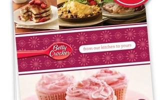 Free 2011 Betty Crocker Calendar