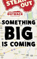 Possible Freebies at Outback Steakhouse