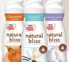 $1.00 Off Coffee-Mate Natural Bliss Creamer Printable Coupon