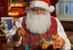 Free Personalized Video from Santa