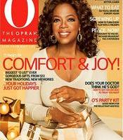 O, The Oprah Magazine Subscription for $10.00 – New or Renewal