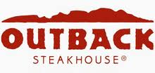 $10 off Two Entrees at Outback Steakhouse