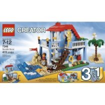 Lego Seaside house