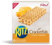 Ritz Crackerfuls Coupons