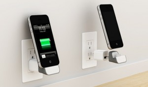 iPhone Wall Dock
