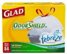 Glad Odor Shield