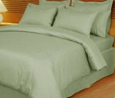 Fine Deluxe Hotel 300 Thread Count 100% Cotton Sheet Set for $24.99