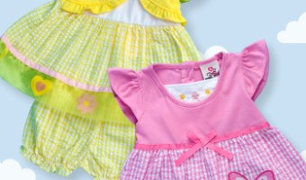 Save up to 55% off Girls Sundresses