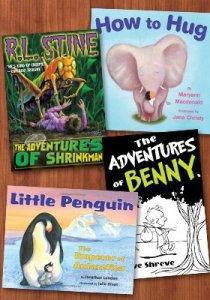 kindle kids books