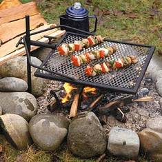 Portable Campfire Grill