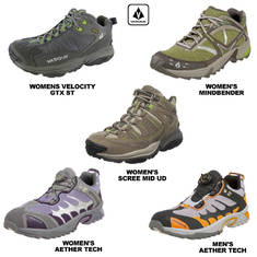 Vaque trail running shoes