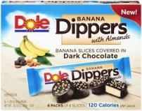 Dole Banana Dippers Coupons