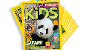 National Geographic Kids Magazine Subscription for $12