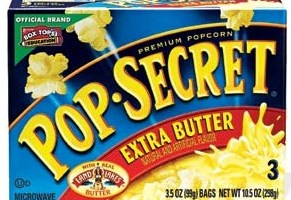 Pop Secret Popcorn Printable Coupon – Save $1.00