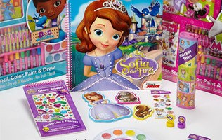 Artistic Studios Toy Sets Starting at $8.99
