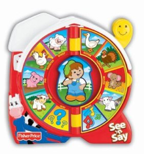 Fisher Price The Farmer Says