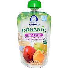 Gerber Organic Printable Coupon
