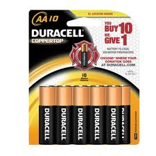 Duracell Printable Coupon