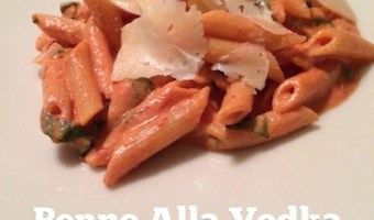 Healthy Recipes: Penne Alla Vodka