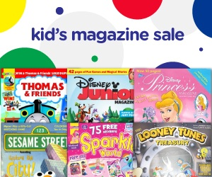 Kids Magazine Sale