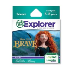 Leapfrog Explorer Brave
