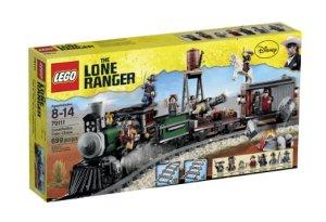 Lego The Loan Ranger