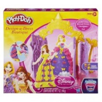 Play-Doh Princess design-a-dress