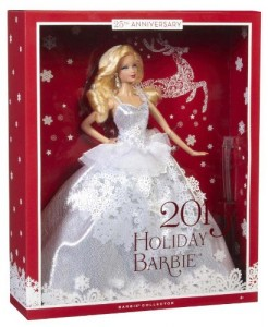 Barbie Holiday Collector Doll