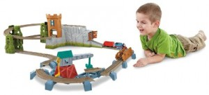 Thomas the Train Trackmaster Queen Set