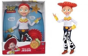 Toy Story n'yodeling jessie