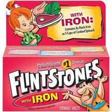 Flintstones Multivitamins