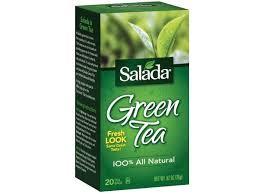 Free Samples of Salada Green Tea