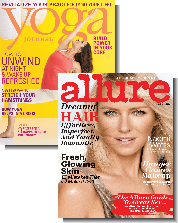 Yoga Journal Allure