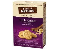 Back to Nature Cookies for $1.00 at Whole Foods