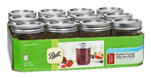 Ball Jelly Jars