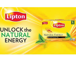 Free Samples Lipton Natural Energy