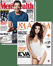 Men's Health Maxim