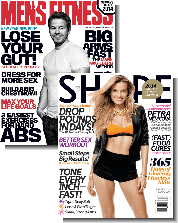 Shape and Men's Fitness