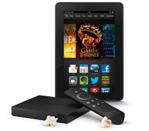 Amazon Kindle Fire TV