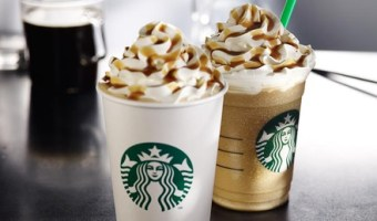 $10 Starbucks eGift Card for just $5 on Groupon