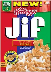 Kellogg's Jif Cereal Coupon