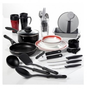 Gibson College Kitchen Set