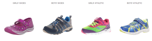 Kids Back to School Shoes