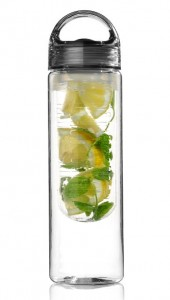 Hudson Infused water bottle